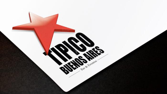 Logotipo Tipico Buenos Aires
