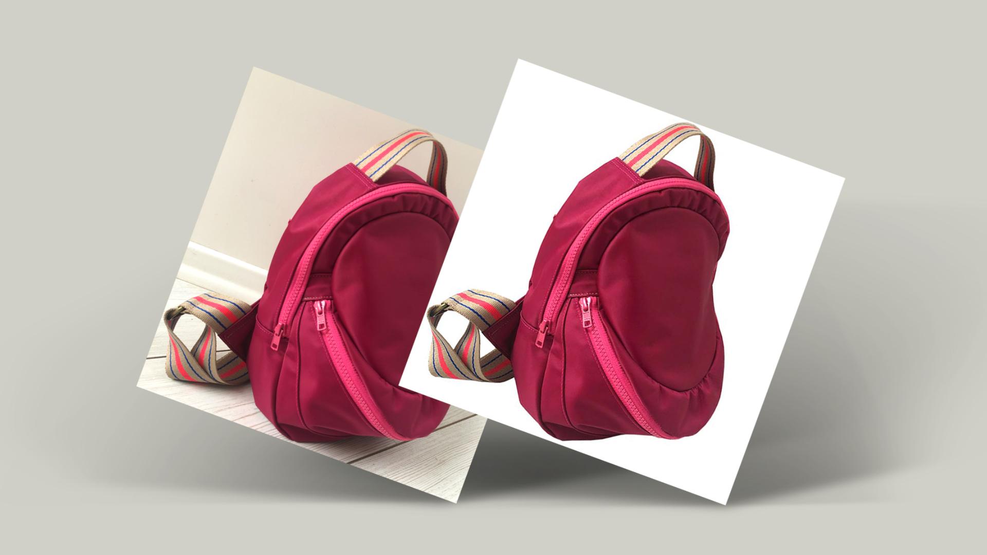 Retoque fotografico Sinergia Bags