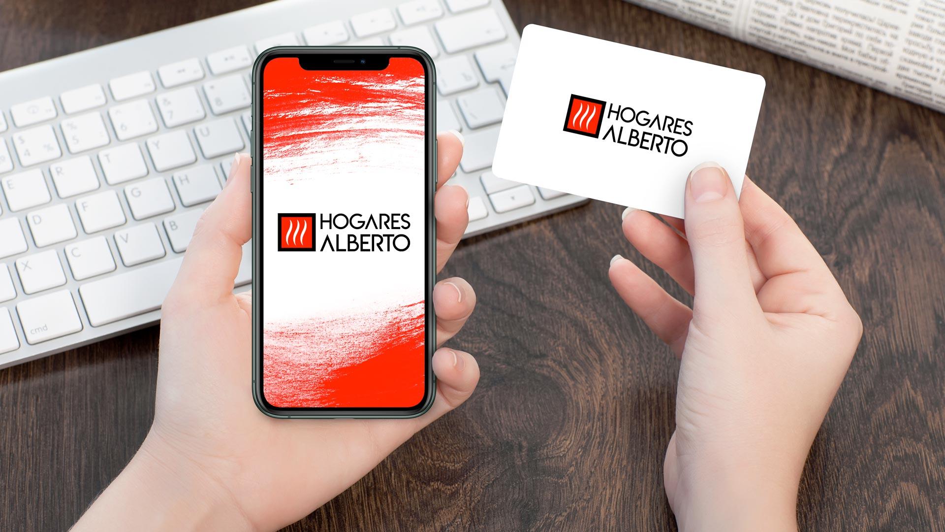 Logo Hogares Alberto