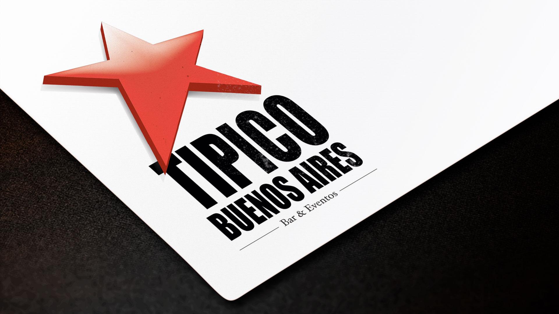 Logo Tipico Buenos aires