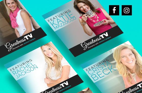 Social media GreatnessTV